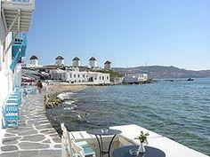 Míkonos o Míconos (en griego Μύκονος, Mýkonos) es una pequeña isla de Grecia perteneciente al archipiélago de las islas Cícladas, localizada en aguas del mar Egeo.