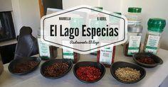 Especias en Restaurante el Lago de Marbella