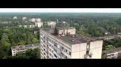 Drone in Pripyat (Chernobyl) - YouTube