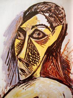 Pablo Picasso - Les demoiselles d'Avignon, Etude - Gouache sur papier - Circa 1906 artismirabilis.com www.artismirabilis.com/actualite-litteraire-et-musicale/LYON/2011/la-chatte-metamorphosee-en-femme.html www.artismirabilis.com/actualite-litteraire-et-musicale/LYON/2011/Proust-et-la-peinture-italienne-Romaine-Eleonora-Marangoni.html www.artismirabilis.com/actualite-litteraire-et-musicale/LYON/2011/la-splendeur-des-Charteris-Stephanie-des-Horts.html…