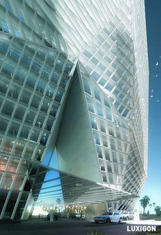 luxigon - Housing Competition Dubai, by oppenheim