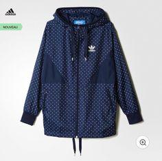 Adidas parka/kway