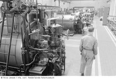 Electrische centrale I, Oranje Nassau Mijnen, Heerlen (1952-1953)