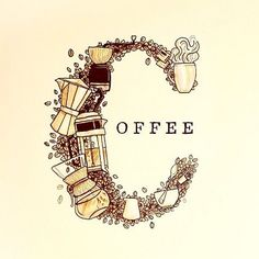 This Wednesday morning is brought to you by the letter C! Have you had your #coffee today? #TheDailyGrind