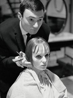Vidal Sassoon, hairdresser 1928-2012 (leukaemia)