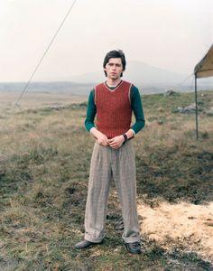 Sarah Laird & Good Company — Perry Ogden — Men Contemporary Photography, Artistic Photography, Book Photography, Film Inspiration, Portrait Inspiration, Poses, Medium Format Photography, Creative Fashion Photography, Environmental Portraits