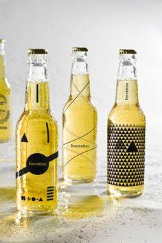 Thorsteinn Beer Packaging by Þorleifur Gunnar Gíslason