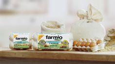 Przepyszne jajka Farmio!