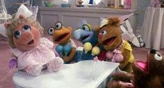 Image uploaded by Koyitam. Find images and videos about baby, the muppets and muppet babies on We Heart It - the app to get lost in what you love. Baby Images, Children Images, Jim Henson, Elmo, Muppet Babys, Disney Parks, Walt Disney, Die Muppets, Fairy Tale Story Book