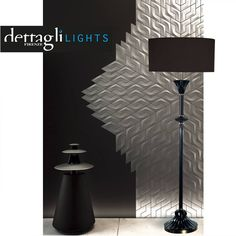 Blow floor lamp