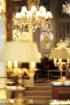 Hotel De Crillon, Paris