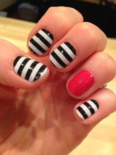Love these Jamberry Nails!  To order: http://saraderus.jamberrynails.net/