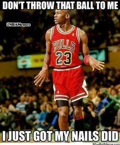 Michael Jordan Logic! - http://weheartnyknicks.com/nba-funny-meme/michael-jordan-logic