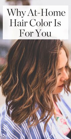 The Reason Why At-Home Hair Color Is for You (Yes, You) #haircolor #hairideas #hairinspiration #athomehaircolor #clairol
