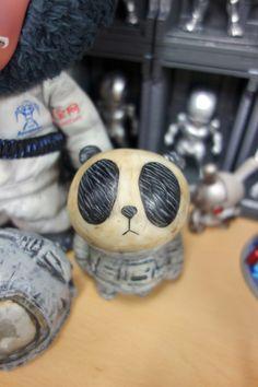 2014 ATC cacooca Spacesuits Panda