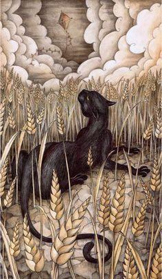 «The Beast Of Burnham Thorpe», by Adam Oehlers.