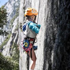Cragmama's Featured #KidCrushers – Issue 2 | Cragmama #kids #climbing #harness @haresskids
