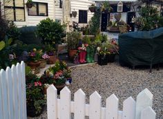 Sara's Tea Garden - Leigh on Sea.  Lovely place for breakfast, lunch and afternoon tea.  Doggie friendly too.