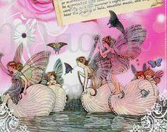 SIGHT a FAERIE Digital Download Inspiration by MorganaMagickSpell