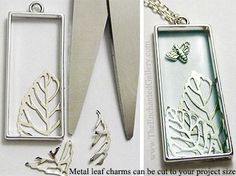 Cutting charms to fit into pendant trays ice resin inclusion embellishments