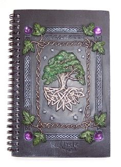 My Tree of Life journal, all spells, recipes, and information written in it.