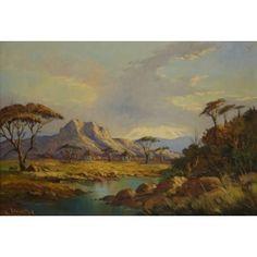 LANDSCAPE 500X350 OIL Alice, Oil, Landscape, Gallery, Artwork, Painting, Work Of Art, Auguste Rodin Artwork, Scenery