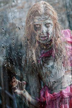 #cool #zombie #girl #makeup #popart #Halloween #walkingdead #mortosvivos    Fotografia: António Proença *  Modelo: Marina Mota *   Produção MO - Modus Operandi