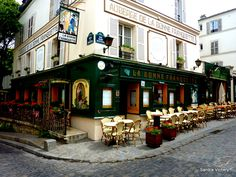 Monmartre, France
