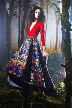Alice + Olivia - Haute Couture | printemps-été 2014