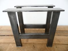 28 H-Style Table Wide Steel Tube Table Legs Weight by Balasagun