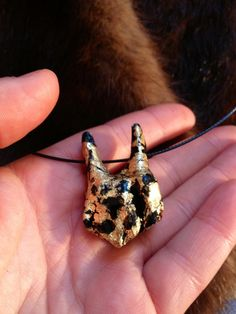Moose tooth / jewelry / Sweden / skull art by SkullsAndBonesSweden