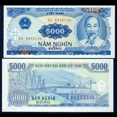 An image of the D5000. #5000 #Currency #VietNam