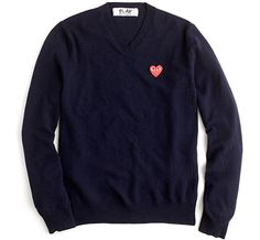 PLAY by comme des garcons sweater