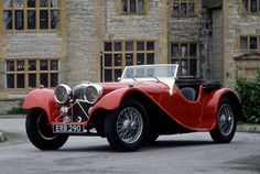 This long-hooded beauty is an icon of '30s automotive styling. SS Cars later became known as Jaguar.   - PopularMechanics.com