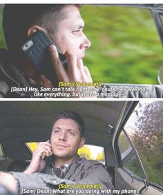 #Supernatural - Season 11 Episode 10