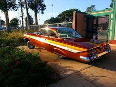 61 Chevy Impala Low low..........