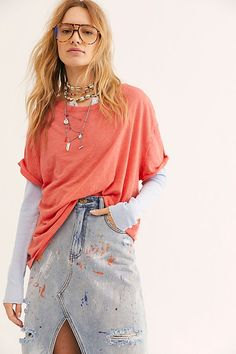 We The Free Clarity Ringer | Free People