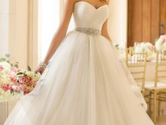 find out what kind of wedding dress best suits your personality and expresses who you are