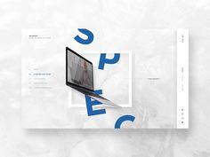 Portfolio Redesign by Jae Yoon - Dribbble