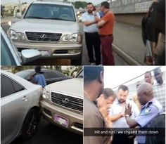 Ughhh!! Racism In Our Own Country? Police Arrests Nigerian Man After His Car Was Bashed By White Men Who Tried To Flee   Reports trending on social media reveal a group of Europeans turned the table around against some Nigerians with the members of the Nigeria Police Force dancing to their tune.  According to the mind-boggling story some purportedly erring white men from Poland easily secured a preferential treatment against some citizens of Abuja. The victims had their vehicle bashed…
