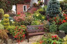 Výsledek obrázku pro okrasné zahrady