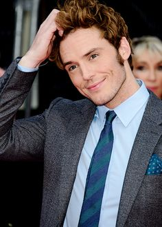 #SamClaflin at #TheQuietOnes Premiere in London http://www.panempropaganda.com/movie-countdown/2014/4/1/sam-claflin-at-the-quiet-ones-premiere-in-london.html/