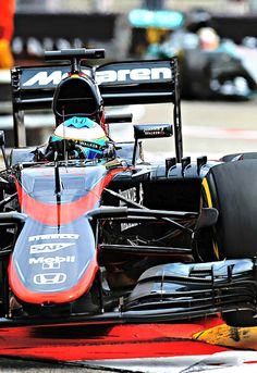 Alonso - Monaco Gp 2015