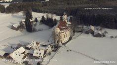 Wieskirche bei Steingaden  © 2012 Concorde Filmverleih GmbH