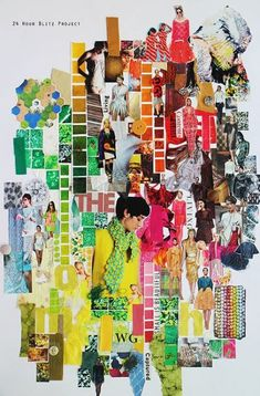 "Fashion Design Mood Board Colour Palettes Ideas Source by sketchbookSuper Fashion Design Mood Board Colour Palettes Ideas Source by sketchbook Image of THE AFRICAN BRICKS ""The water girl"" (Limited edition fine art prints) ""red retro collage "" Posters by p Sketchbook Layout, Textiles Sketchbook, Gcse Art Sketchbook, Sketchbook Inspiration, Sketchbooks, Fashion Portfolio Layout, Fashion Design Sketchbook, Portfolio Design, Fashion Sketches"