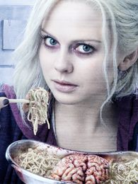 This meal may not be for everyone, but if you're a zombie...#izombie