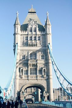♥ Tower Bridge ~ London