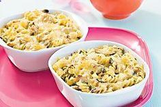 Tuna pasta bake Recipe - Taste.com.au Mobile