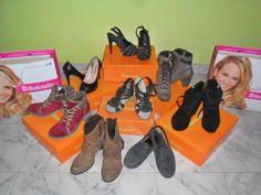 """""""Hola Batistella quisiera que posteen mi foto de ¡Yo, tambien elijo Batistella. Gracias ! Excelente calzado"""", nos dice Lourdes. ¡Gracias a vos por compartir tu hermosa colección :-)"""