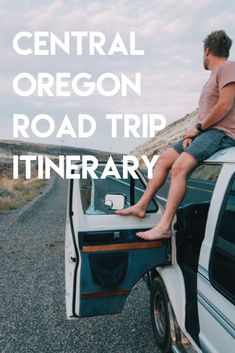 While Oregon's coast may get all the attention, Central Oregon has plenty to offer for a road trip full of beautiful landscapes, adventure and beer!
